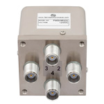 Transfer Failsafe DC to 12.4 GHz Electro-Mechanical Relay Switch, 50W, 12V, TNC