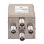 Transfer Failsafe DC to 12.4 GHz Electro-Mechanical Relay Switch, 50W, 28V, TNC