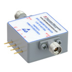 Field Replaceable 2.92mm SPST PIN Diode Switch Absorptive From 500 MHz to 40 GHz Rated at +20 dBm