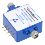 Field Replaceable 2.92mm SPST PIN Diode Switch From 500 MHz to 40 GHz Rated at +20 dBm