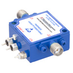 SMA PIN Diode Switch SPST From 2 GHz to 4 GHz Rated at +20 dBm