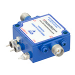 SMA PIN Diode Switch SPST From 8 GHz to 12 GHz Rated at +20 dBm