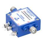 Field Replaceable SMA SPST PIN Diode Switch Absorptive From 1 GHz to 18 GHz Rated at +20 dBm