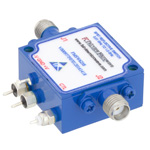 Field Replaceable SMA SPST PIN Diode Switch From 10 MHz to 1,000 MHz Rated at +20 dBm