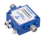 Field Replaceable SMA SPST PIN Diode Switch From 1 GHz to 2 GHz Rated at +20 dBm