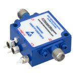 Field Replaceable SMA SPST PIN Diode Switch From 2 GHz to 4 GHz Rated at +20 dBm