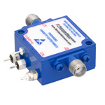 SMA PIN Diode Switch SPST From 12 GHz to 18 GHz Rated at +20 dBm