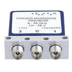 SPDT Latching DC to 50 GHz Electro-Mechanical Relay Switch, 28V, 2.4mm