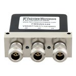 SPDT Failsafe DC to 12 GHz Electro-Mechanical Relay Switch, up to 600W, 12V, N