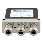 SPDT Latching DC to 12 GHz Electro-Mechanical Relay Switch, up to 600W, 12V, N