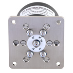SP4T Latching DC to 18 GHz Terminated Electro-Mechanical Relay Switch, up to 90W, 12V, SMA