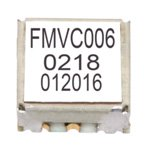 VCO (Voltage Controlled Oscillator) 0.175 inch SMT (Surface Mount), Frequency of 2 GHz to 2.75 GHz, Phase Noise -86 dBc/Hz