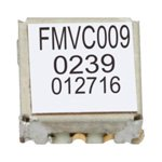 VCO (Voltage Controlled Oscillator) 0.175 inch SMT (Surface Mount), Frequency of 3.57 GHz to 4.58 GHz, Phase Noise -83 dBc/Hz
