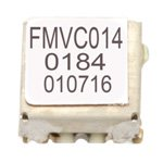 VCO (Voltage Controlled Oscillator) 0.175 inch SMT (Surface Mount), Frequency of 5.4 GHz to 5.9 GHz, Phase Noise -84 dBc/Hz