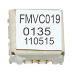 VCO (Voltage Controlled Oscillator) 0.175 inch SMT (Surface Mount), Frequency of 10 GHz to 11 GHz, Phase Noise -72 dBc/Hz