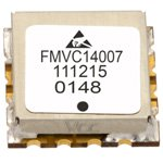 VCO (Voltage Controlled Oscillator) 0.5 inch SMT (Surface Mount), Frequency of 2.1 GHz to 2.3 GHz, Phase Noise -101 dBc/Hz