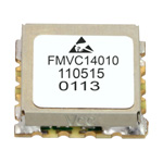 VCO (Voltage Controlled Oscillator) 0.5 inch SMT (Surface Mount), Frequency of 4.77 GHz to 5.01 GHz, Phase Noise -98 dBc/Hz