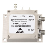 6 GHz Phase Locked Oscillator, 10 MHz External Ref., Phase Noise -95 dBc/Hz and SMA