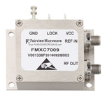6 GHz Phase Locked Oscillator, 100 MHz External Ref., Phase Noise -90 dBc/Hz and SMA