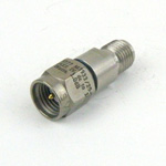 1 dB Fixed Attenuator SMA Male To SMA Female Up To 18 GHz Rated To 2 Watts