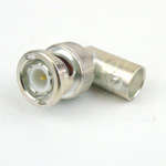 M55339/14-00306 RA BNC Male to BNC Female Adapter