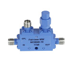 2.92mm Directional Coupler 10 dB Coupled Port From 6 GHz to 40 GHz Rated To 20 Watts