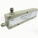 SMA Directional Coupler 10 dB Coupled Port From 800 MHz to 2.2 GHz Rated To 50 Watts
