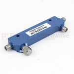 SMA Directional Coupler 10 dB Coupled Port From 1 GHz to 4 GHz Rated To 50 Watts