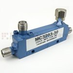 SMA Directional Coupler 30 dB Coupled Port From 1 GHz to 2 GHz