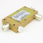 N Directional Coupler 10 dB Coupled Port From 800 MHz to 2.2 GHz Rated To 200 Watts