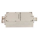 2 Way High Power Broadband Combiner N Connectors From 800 MHz to 2.5 GHz Rated at 600 Watts