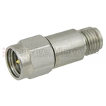 4 dB Fixed Attenuator SMA Male To SMA Female Up To 18 GHz Rated To 2 Watts With Passivated Stainless Steel Body