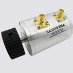 0.75 to 10 dB Step Attenuator With a 1 dB Step SMA Female Connectors Rated Up To 3 GHz and Up to 2 Watts in a Dial Design