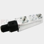 1.5 to 30 dB Step Attenuator With a 1 dB Step SMA Female Connectors Rated Up To 3 GHz and Up to 2 Watts in a Dial Design