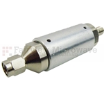 1 dB Fixed Attenuator SMA Male To SMA Female Up To 3 GHz Rated To 5 Watts With Brass Body