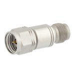 10 dB Fixed Attenuator 1.85mm Male To 1.85mm Female Up To 65 GHz Rated To 1 Watt With Passivated Stainless Steel Body
