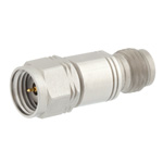 20 dB Fixed Attenuator 1.85mm Male To 1.85mm Female Up To 65 GHz Rated To 1 Watt With Passivated Stainless Steel Body