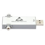 50 MHz to 40 GHz, Broadband Amplifier using USB Control with 10 dBm, 12 dB Gain and 2.92mm