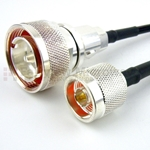 7/16 DIN Male to N Male Cable LMR-240 Coax