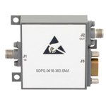 SMA 8 Bit Programmable Phase Shifter 360 Deg Phase Shift 256 Steps From 6 GHz to 18 GHz