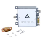 SMA 8 Bit Programmable Phase Shifter 360 Deg Phase Shift 256 Steps From 8.5 GHz to 11 GHz