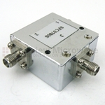 Circulator SMA Female With 18 dB Isolation From 700 MHz to 800 MHz Rated to 10 Watts