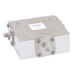 Circulator SMA Female With 18 dB Isolation From 1.7 GHz to 2.2 GHz Rated to 10 Watts
