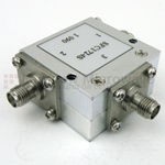 Circulator SMA Female With 17 dB Isolation From 1.7 GHz to 2.4 GHz Rated to 10 Watts