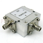 Circulator SMA Female With 16 dB Isolation From 2 GHz to 4 GHz Rated to 10 Watts