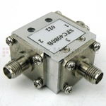 Circulator SMA Female With 17 dB Isolation From 4 GHz to 8 GHz Rated to 10 Watts