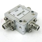 SMA Circulator With 19 dB Isolation From 800 MHz to 960 MHz And 10 Watts