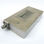 Isolator SMA Female With 12 dB Isolation From 2 GHz to 10 GHz Rated to 10 Watts