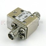 Isolator SMA Female With 18 dB Isolation From 7 GHz to 12.4 GHz Rated to 10 Watts