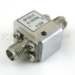 Isolator SMA Female With 16 dB Isolation From 8 GHz to 18 GHz Rated to 10 Watts